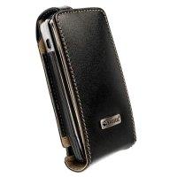 Krusell Orbit Flex Handytasche mit patentiertem Clip-System für Sony Ericsson X1 Xperia