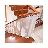 Child Safety Net - 10ft x 2.5ft, Rail Balcony Banister Stair Safety Net for Kids Toys Pets, Safe for Indoor,Outdoor,Patios or Balcony
