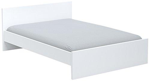 INFINIKIT Haven Bett 140 x 200 cm - Weiß