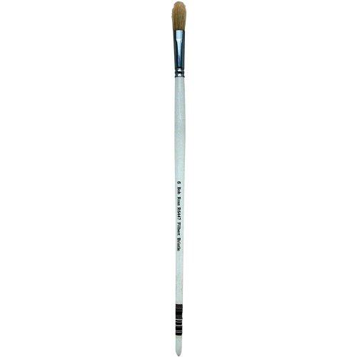 Weber verschiedenen Bob Ross Filbert brush-size 6 (6 Filbert)