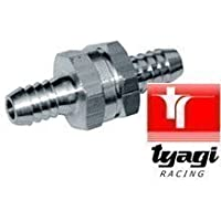 Tyagi Racing Válvula antirretorno (aluminio, 8 mm)