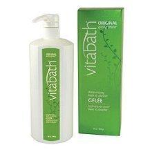 Vitabath Green - Bath & For Women 32 Oz Shower Gelee by Vitabath (Vitabath Gelee)