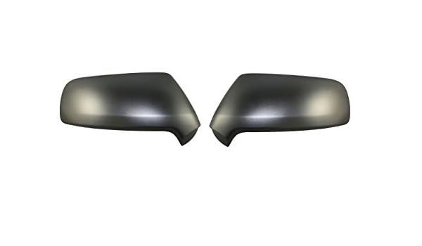 Left side wing door mirror cover Black colour for Citroen c3 picasso 2009-2014