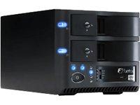 FANTEC MR-35DU3 2x 2TB externe Festplatte RAID 0/1/JBOD/BIG USB3.0  2x8,9cm (3,5 Zoll)