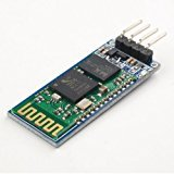 SunFounder Wireless Bluetooth RF Transceiver Module HC-06 RS232 4 Pin Serial With Backplane for Arduino UNO R3 Mega 2560 Nano (MEHRWEG) Bluetooth-transceiver
