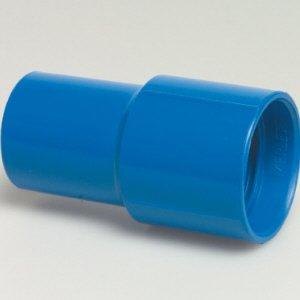 Manchon pVC pour piscine avec hartspirale 1 1/2 \