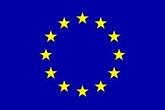 Flag, 5ft x 3ft, European Union