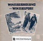 Wintererholung und Wintersport d...