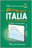 Il Mappatlante Italia 1:750.500 (Carte stradali e atlanti)