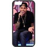 Diy Cutstomize Chris Brown Cas Pour Coque Iphone 6 Plus [5.5 inch] LIULAOSHI(TM] [Pattern-1] T5N0XB