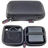 Portable Hard Drive Case - Suitable for WD Canvio Seagate Hitachi Maxtor Inateck
