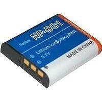 Serie Premium–ad alta potenza NP-BG1, NPBG1, NP-FG1, 960mAh Sony Cybershot batteria sostitutiva agli ioni di (Np Fg1 Sostituzione)