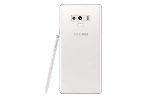 Samsung Galaxy Note 9 (Alpine White, 8GB RAM, 128GB)