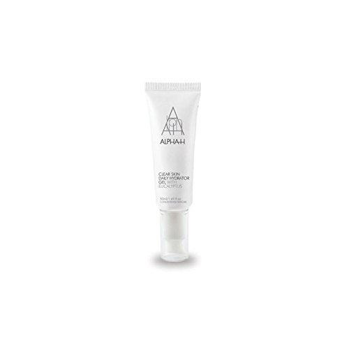 Alpha-H pelle chiara giornaliera Hydrator Gel (50 ml) (Confezione da