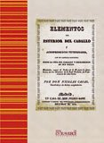 Elementos del esterior del caballo y jurisprudencia veterinaria (Ocio y deporte) por Nicolás Casas de Mendoza