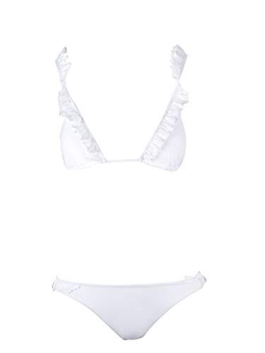 f6597e109c SEMI-COUTURE Femme S9pw01a01 Blanc Polyamide Maillot Une Pièce
