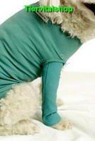 Dog & Cat Body Beinschutz Bitte auswählen: M incl Knöpfe