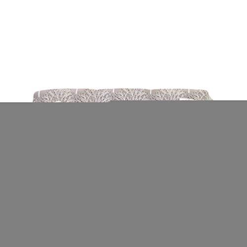 Guiran 1/2/3/4 Sitzer Sofabezug Sofaüberwurf Stretch Weich Elastisch Farbecht Blumen-Muster Stil 10 3 Sitzer:185-230cm -