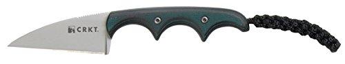 Columbia River Knife & Tool Herren Fahrtenmesser Minimalist Messer, Blau, One Size