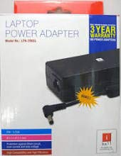 iball LPA-2965L Laptop Power Adaptor 20v 3.2a pin Size 11.5x5.0 mm
