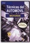 Tecnicas del automovil. motores por ALONSO