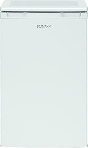 Bomann VS 366 Vollraumkühlschrank/ EEKA+ / 114 kWh/Jahr / 110 L Kühlteil / weiß