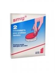 Bioes Smig 2 Coussinets pour Prothèse Dentaire
