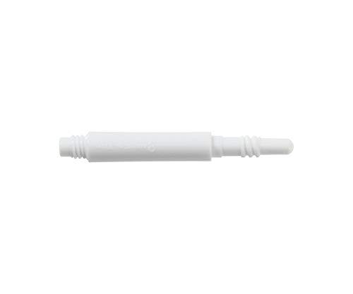 Target Darts - Freccette in plastica, 8 voli, Corte, 22,5 mm, Versione Rotante