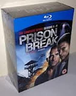 [Blu-Ray] Prison Break - Complete Seasons 1 to 4 + Final Break (23 blu-rays) [European release] (5463564213) | Amazon price tracker / tracking, Amazon price history charts, Amazon price watches, Amazon price drop alerts