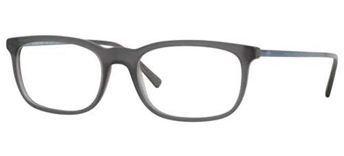 BURBERRY Herren 0BE 2267 3693 53 Sonnenbrille, Grau (Matte Grey)