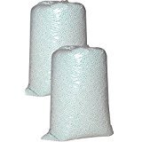#6: Furnibam Bean Bag Refill, 2 Kilograms (White)