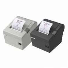 IMPRESORA TICKET EPSON TM-T88-V TERMICA PARALELO Y USB BLANCA EPSON IMPRESORA TICKET...