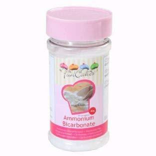 FunCakes Ammoniumbicarbonat für Gebäck - 80 g