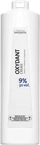 L'Oreal Paris Stabilised Cream Oxydant Developer (30Vol/9%) Hair Color (bl