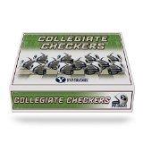 Unbekannt NCAA Helm Checker Set, BYU Cougars