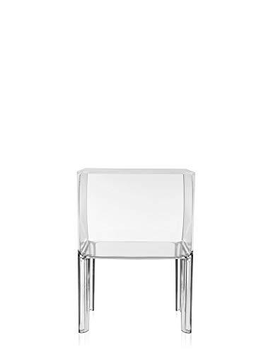 Kartell Ghost Buster, Plastik, Transparent, 55 x 84 x 46 cm