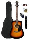 fender-fa-100-dreadnought-guitarra-acustica-paquete-con-bolsa-de-concierto-sintonizador-correa-puas-