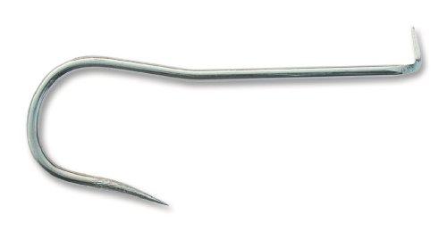 Mustad 2286TD Classic Gaff Duratin-Haken ohne Widerhaken, konischer Spitze, 10 Stück, Size 2 -