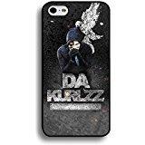 Funda Iphone 6 / 6s ( 4.7 Pulgada ) Hollywood Undead Cover Shell,Mysterious Mask Da Kurlzz Hard Rock/Hip Hop / Alternative Band Hollywood Undead Phone caso Rugged Cover for Funda Iphone 6 / 6s ( 4.7 Pulgada )