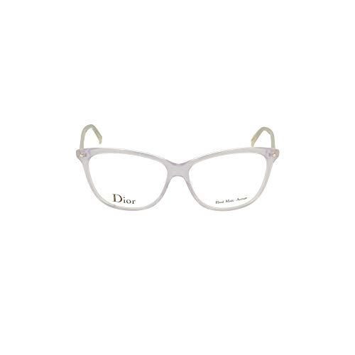 Dior Für Frau Cd3270 Opal Lilac / Ice Kunststoffgestell Brillen, 53mm