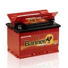 Banner Uni Bull 50300 69Ah Autobatterie