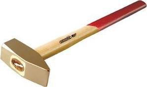 Vorschlaghammer funkenfrei - Hickorey Stiel - 5kg