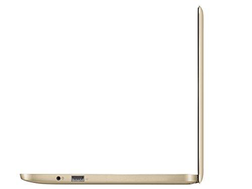 Asus E200HA FD0043TS 294 cm 116 Zoll Notebook Intel Atom X5 Z8350 2GB RAM 32GB eMMC Intel HD Grafik Win 10 family home gold Notebooks