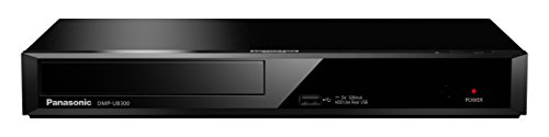 Panasonic DMP-UB300EBK Native 4K Ultra HD Blu-Ray Disc Player