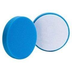 Buff and Shine 5.5-inch Blue Foam Light Polishing Pad by Buff and Shine (Pads Shine And Buff)