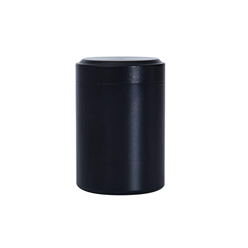 ZREAL portátil Mini-Bote para té Aluminio Herb Stash Jar Seal Olor Prueba Contenedor Spice Organizador almacenar Olla