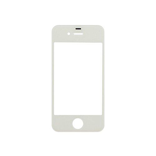 f41e4461d83 Repuesto de Cristal Transparente Para Apple IPHONE 4G 4S by Ellenne Store  Blanco