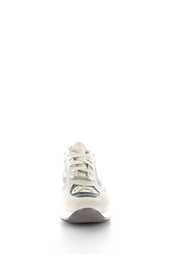 Gattinoni 6043 Sneakers Donna White/Blue