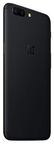 (Certified Refurbished) OnePlus 5 (Slate Grey, 6GB RAM, 64GB Storage)
