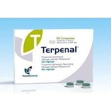 TERPENAL PLUS 30CPR